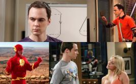 Jim Parsons y 10 momentos más divertidos de Sheldon [FOTOS]