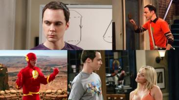 Jim Parsons y los 10 momentos más divertidos de Sheldon