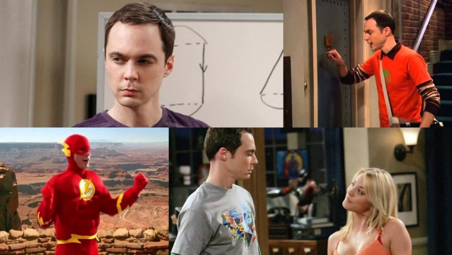 Jim Parsons: los 10 momentos más divertidos de Sheldon [FOTOS]