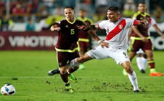 La narración venezolana de los goles de Perú en Maturín