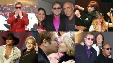 Elton John: una vida llena de controversias y excentricidades