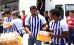Alianza Lima: íntimos también brindan ayuda por los huaicos