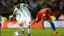 Medio chileno se burló de Lionel Messi con esta publicación