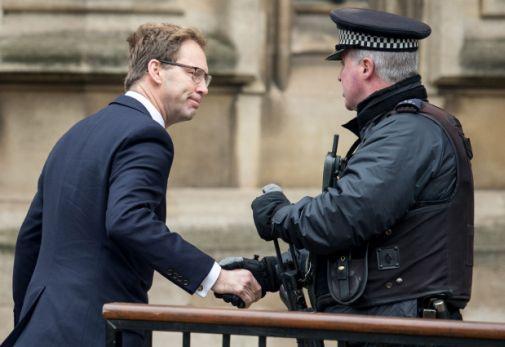 Tobias Ellwood. (Foto: AFP)