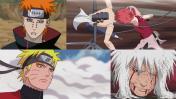 Naruto: ¿Cuáles son las mejores peleas del anime? [FOTOS]