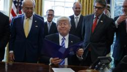 Trump: El polémico oleoducto que acaba de aprobar [CLAVES]