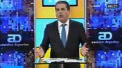 """Gonzalo Núñez: """"Perú no está caído, está desplomado"""""""