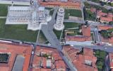 Conoce los detalles de la torre de Pisa a través de Google Maps