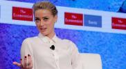 Amber Heard reparece en foro hablando sobre su bisexualidad