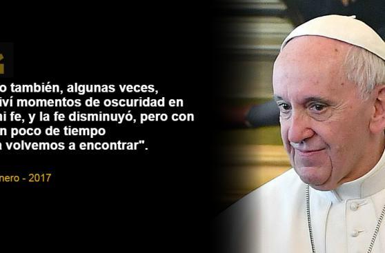 Las frases más polémicas del papa Francisco
