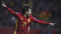 España goleó 4-1 a Israel y se acerca al Mundial Rusia 2018