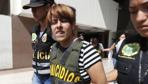 La autora material e intelectual,  Ana Carranza, había conocido a su víctima a través de la aplicación móvil Tinder, en la cual se establecen citas en línea.(El Comercio)