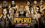 Imperio Lucha Libre: hoy se realiza show con Hardy Boyz
