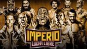 Imperio Lucha Libre: este sábado en el Dibós con Hardy Boyz