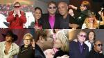 Elton John: una vida llena de controversias y excentricidades - Noticias de elton john