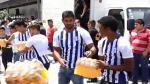Alianza Lima: íntimos también brindan ayuda por los huaicos - Noticias de angelo cruzado