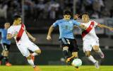 La selección peruana recibe este martes a las 9:45 p.m a Uruguay en el Estadio Nacional por Eliminatorias. (Foto: Getty Images)