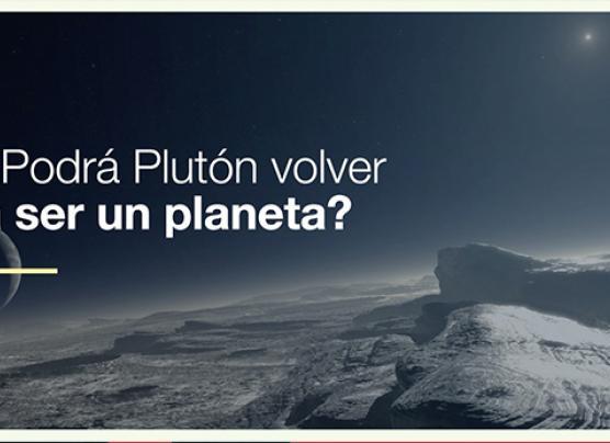 Un grupo de científicos quiere a Plutón de vuelta [VIDEO]
