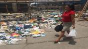 Loreto: inician recojo de basura para evitar epidemias