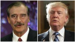 """Vicente Fox sobre Trump: """"Ya estamos domesticando a la bestia"""""""
