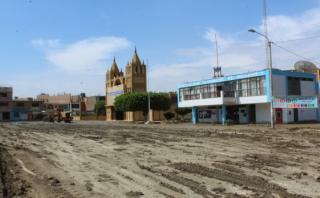 Áncash: empiezan limpieza en calles y viviendas de Huarmey