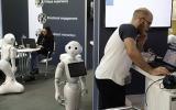 Robots ocuparán el 30% de los empleos en Reino Unido para 2030