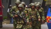 Bangladesh: Terroristas se atrincheraron en edificio
