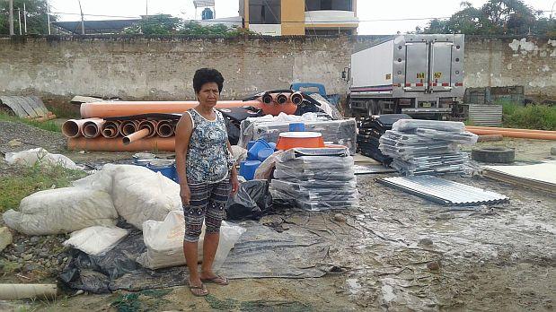 En algunas ocasiones la ayuda se ha descompuesto por no poder trasladarla a tiempo a los beneficiarios. (Foto:Cortesía Claudia Lu)