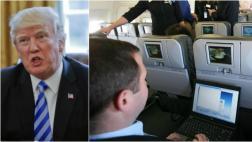 EE.UU.: Entra en vigor la prohibición de laptops en los vuelos