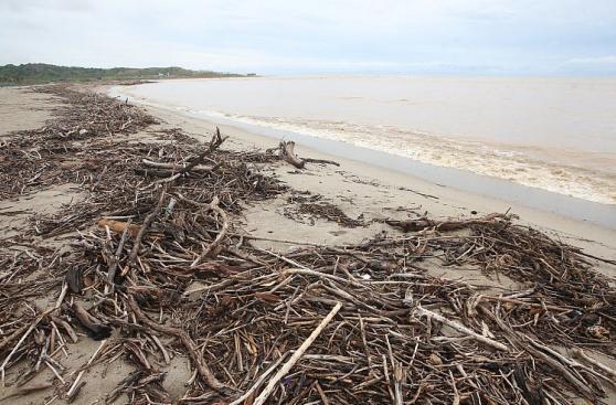 Tumbes: así quedó el balneario de Punta Sal tras las lluvias