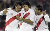Tal vez una de las goleadas más recordadas que la selección peruana ha recibido. Sucedió durante las Eliminatorias Sudáfrica 2010. (Foto: AP, El Comercio)