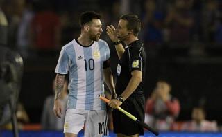 Lionel Messi: sus otras confrontaciones con los árbitros