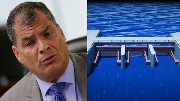 El rol de China en el control de desbordes de Ecuador