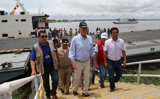 Loreto: cuatro PIAS llevarán ayuda a las cuencas amazónicas