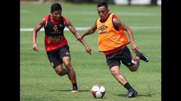 Selección: el entrenamiento de este sábado pensando en Uruguay