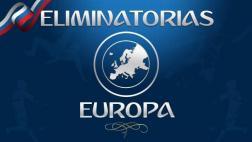 Eliminatorias europeas: resultados de los duelos del domingo