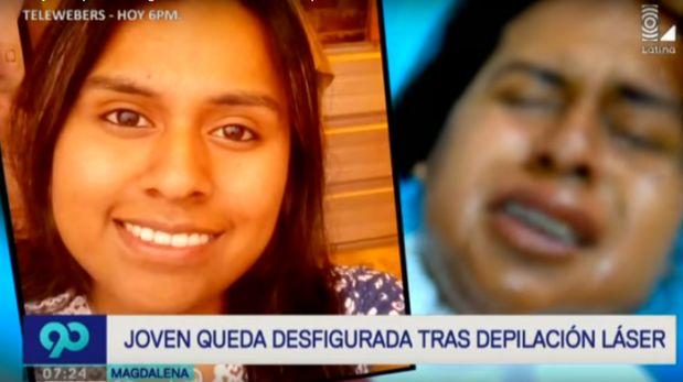 Los familiares de la joven afirmaron que tuvieron que interponer una denuncia policial para que los representantes de la clínica se interesen por dicho caso y acepten pagar el costo de la recuperación. (Latina)