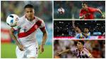 Paolo Guerrero integra once ideal de fecha 13 de Eliminatorias - Noticias de salvador sanchez
