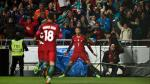 Portugal goleó 3-0 a Hungría con doblete de Cristiano Ronaldo - Noticias de fernando gomes