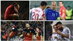 Eliminatorias europeas: las mejores imágenes que dejó la fecha - Noticias de romelu lukaku
