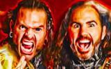 Hardy Boyz: así se presentaron en Lima por Imperio Lucha Libre