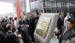 Proyecto boliviano inspira la cebra sensación de Internet