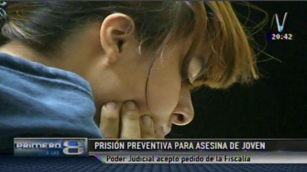 Ana Carranza asegura que asesinó a Luis Ramírez Santos porque no quiso retomar la relación, pero los deudos afirman que eso es mentira. (Canal N)