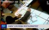 """Caen los """"roba restaurantes"""" de Villa El Salvador"""