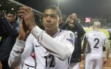 Mbappé admitió que su primera semana con la selección fue fácil