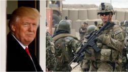 Donald Trump da cheque en blanco a los militares