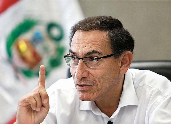 """Martín Vizcarra: """"Vamos a pagar la factura por no prevenir"""""""