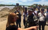 """Minedu: """"Fortalecemos con diques ante desborde de río Piura"""""""