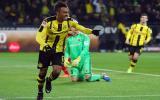 Pierre Emerick Aubameyang jugador del Dortmund. Valor de mercado: 65 millones. Tasación: 80 millones. (Foto: Getty Images)