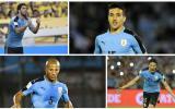 A diferencia del partido ante Brasil, la selección uruguaya planteará varios cambios en el equipo para enfrentar a Perú. (Foto: AFP)